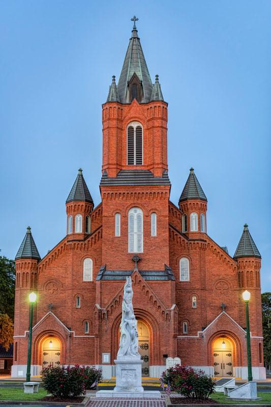 St Landry Catholic Church