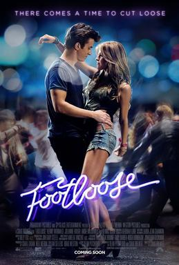 graphic: Footloose the Musical