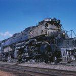 picture: Big Boy Steam Locomotive
