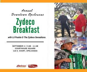Zydeco Breakfast 2021