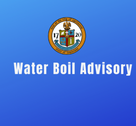 image: water boil advisory